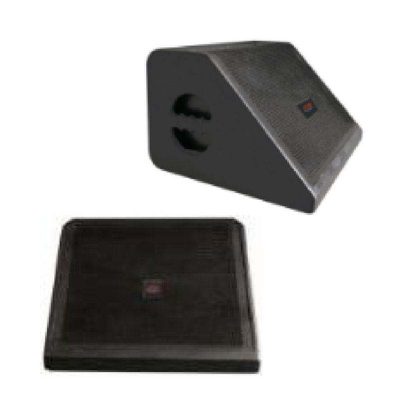 Single 12 inch stage Monitor speaker