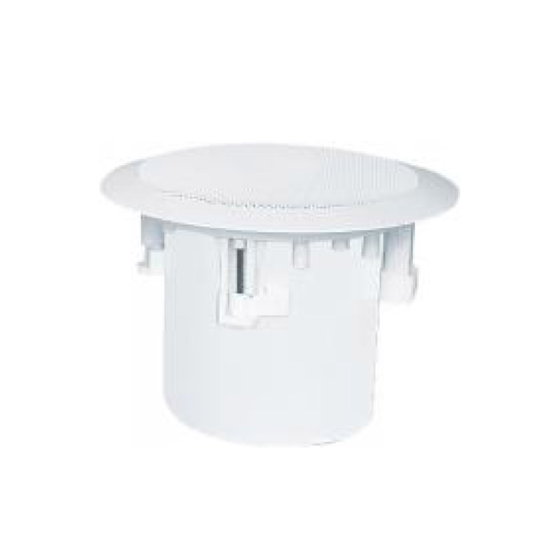 Constant pressure and fixed resistance adjustable ceiling speaker