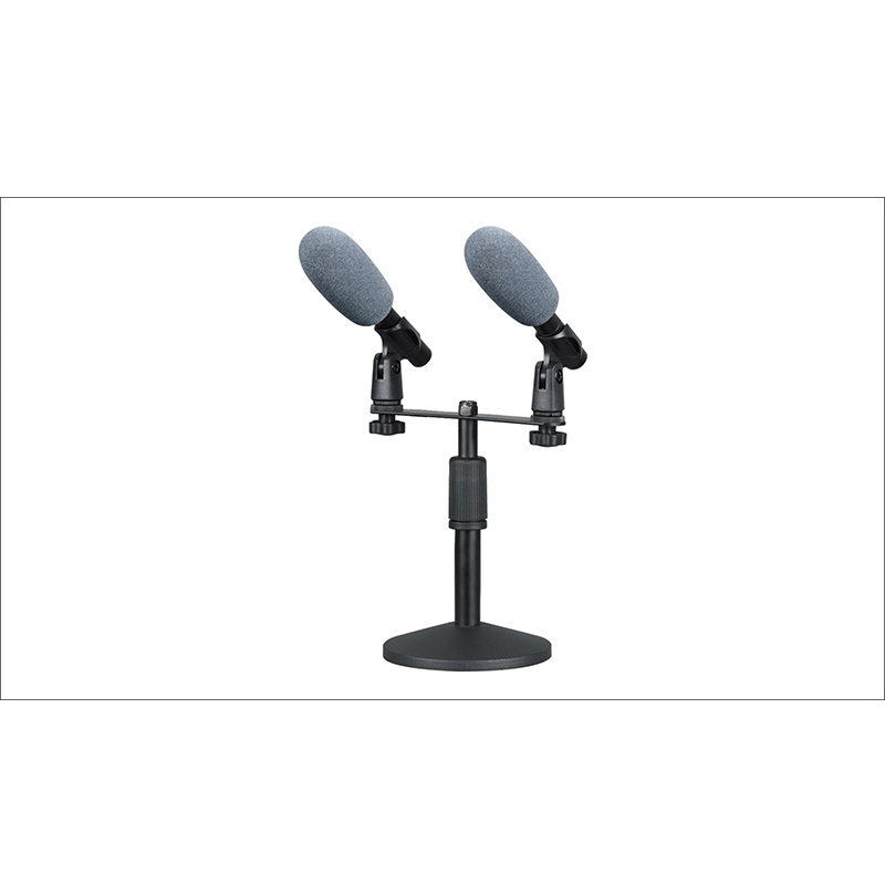 Capacitive speech microphone